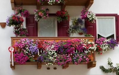 Испанский Балкон